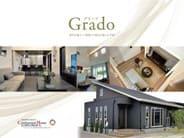 【平屋】Grado ~世代を超えて「時間」の変化を愉しむ平屋~