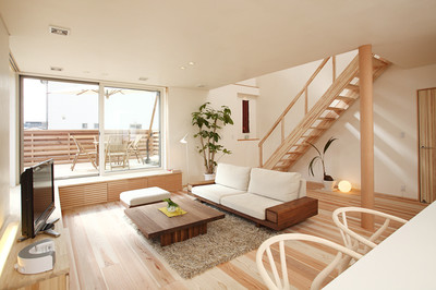 木美の家(モデルハウス)