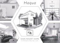 Haqua ~定額制でつくるハイグレードデザインの家~