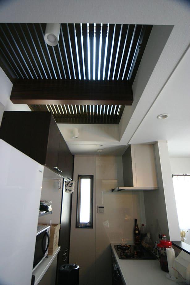 注文住宅で2000万円台の家の内観(キッチン)