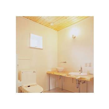 注文住宅で4000万円台の家の内観(トイレ)