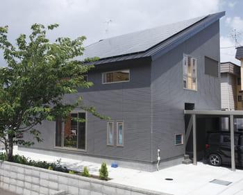 46.2坪の家の外観