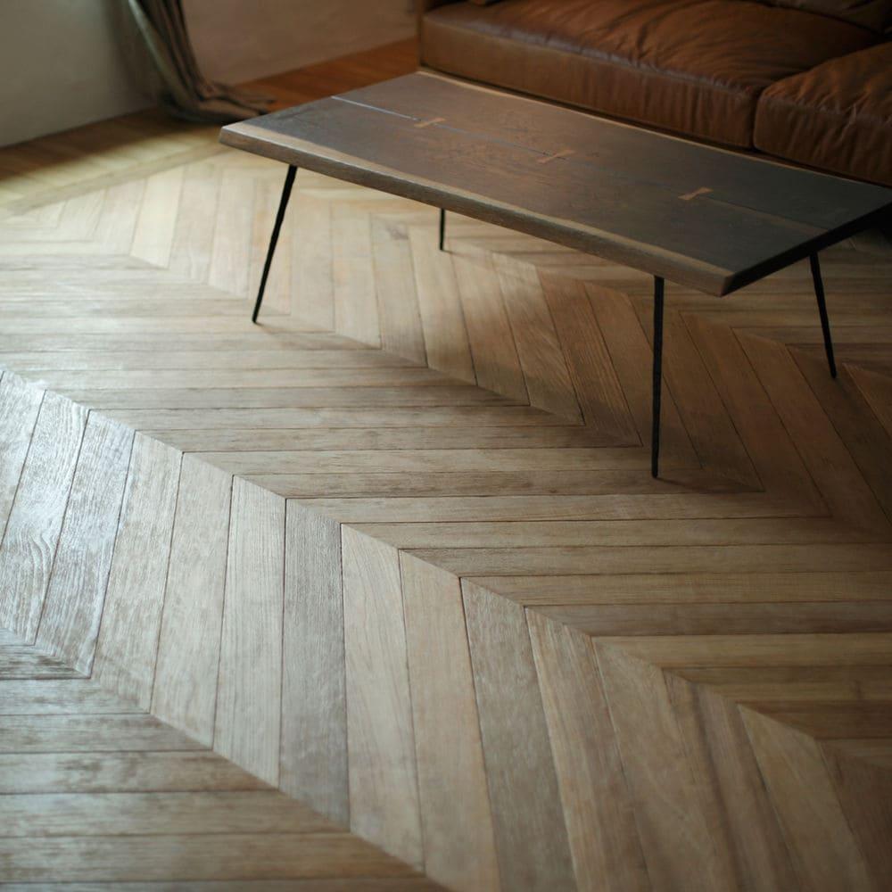 注文住宅で5000万円以上する家の内観(床)