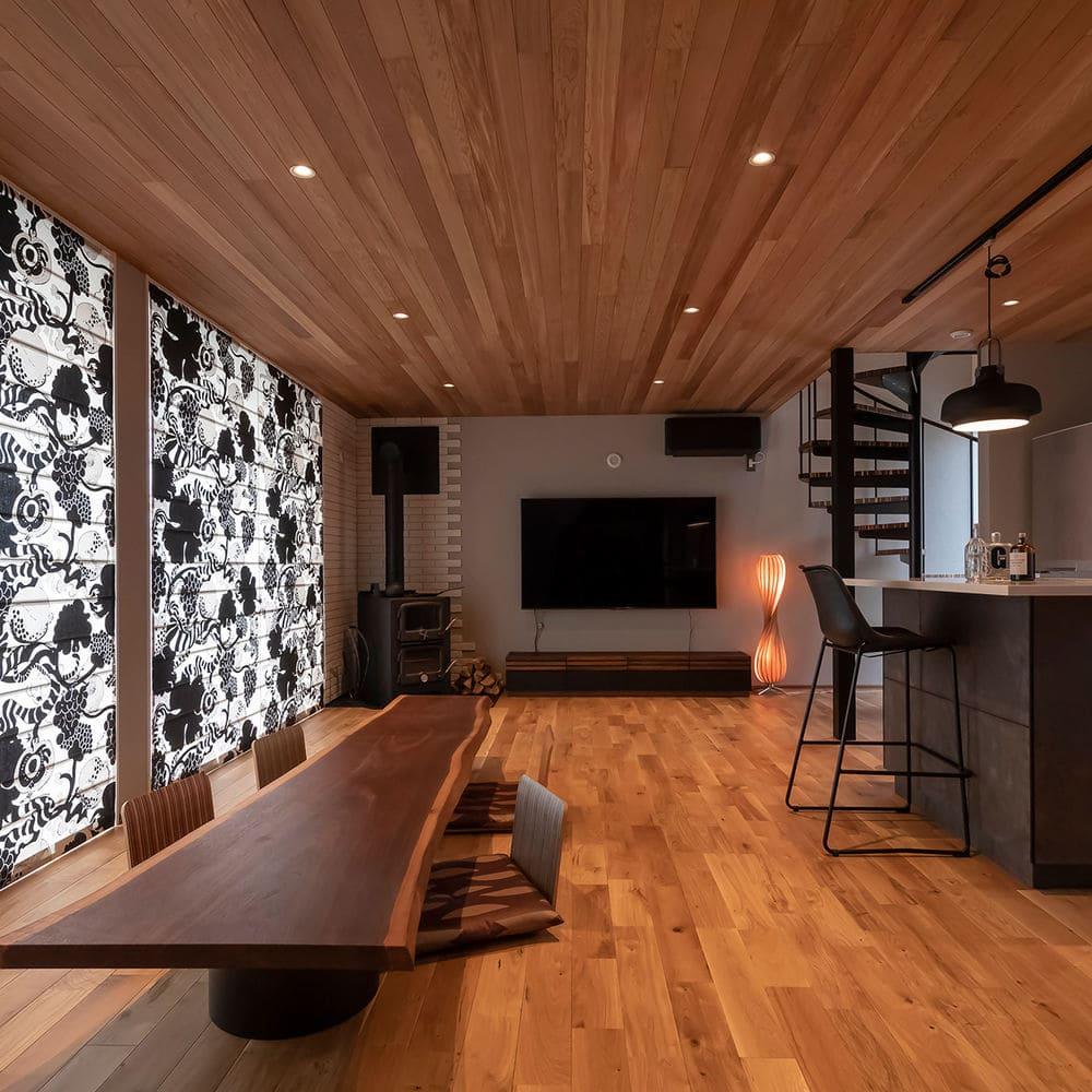 注文住宅で5000万円以上する家の内観(ゲストルーム)