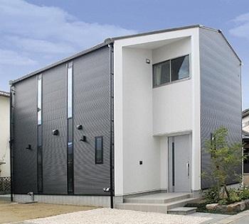 1,500万円の家の外観