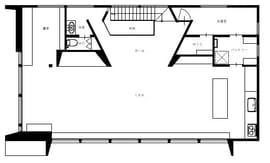 注文住宅で5000万円以上する家の間取り図