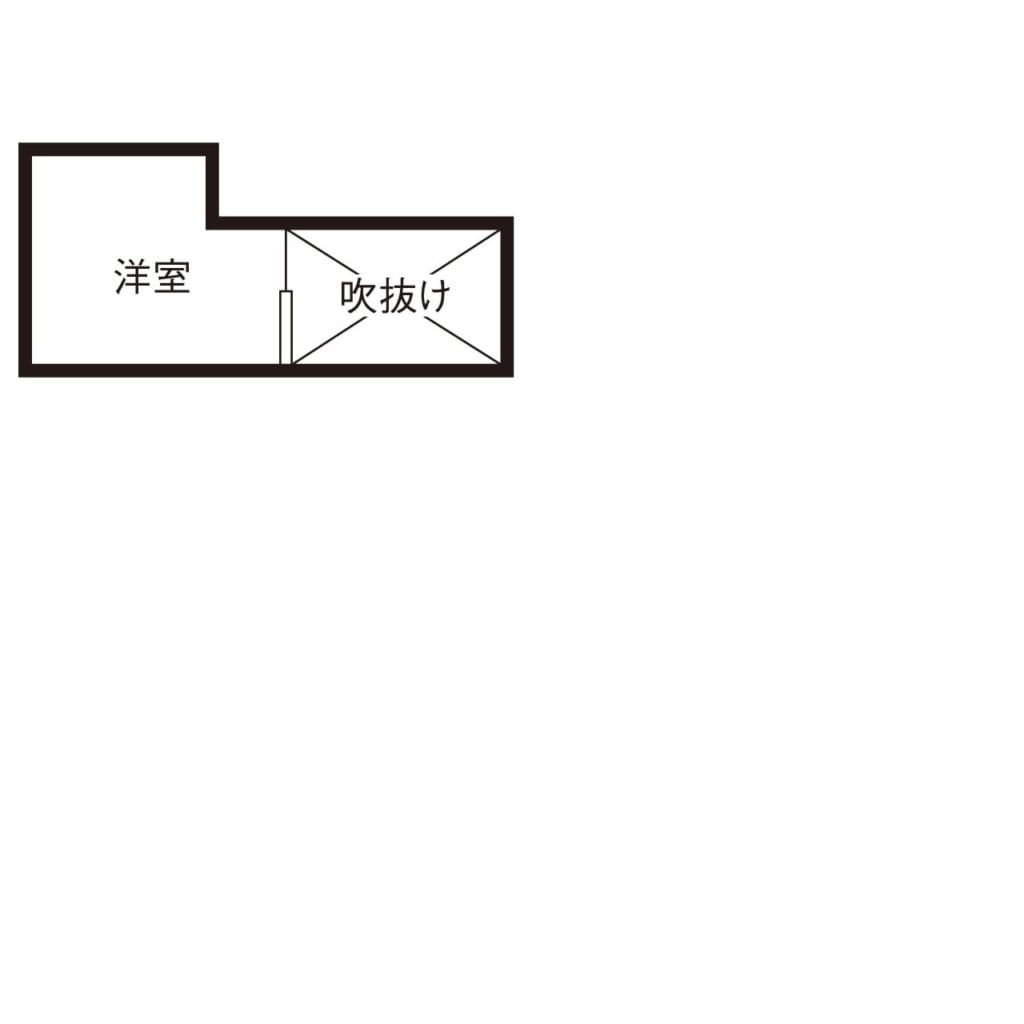 39.8坪の家の間取り図