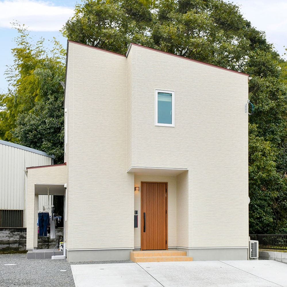 1,314万円の家の外観