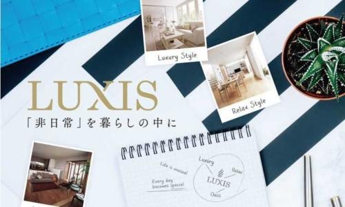 ラグジュアリースタイル『LUXIS』