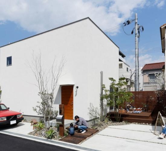 本体価格1537万円の家