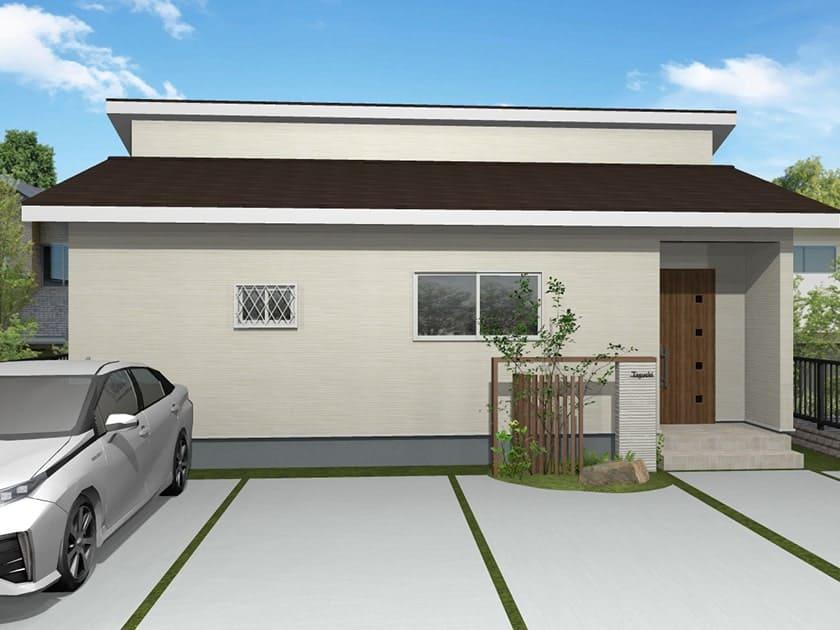 コミコミ800万円台の家(ニコニコ住宅『2LDK』N-02)