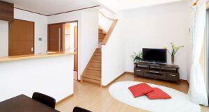 コミコミ800万円台の家(アーネストワン『クレイドルパレット580』)